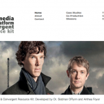 Simple, Elegant,Genius: A Case Study on BBC's Transmedia Sherlock