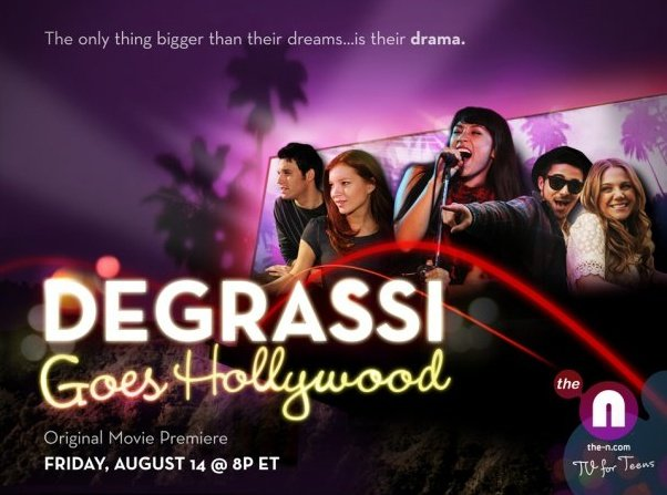 degrassi hollywood
