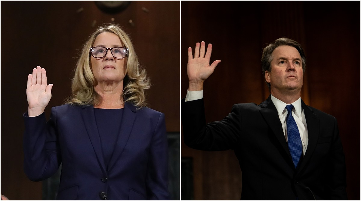 Dr. Blasey-Ford & Judge Kavanaugh
