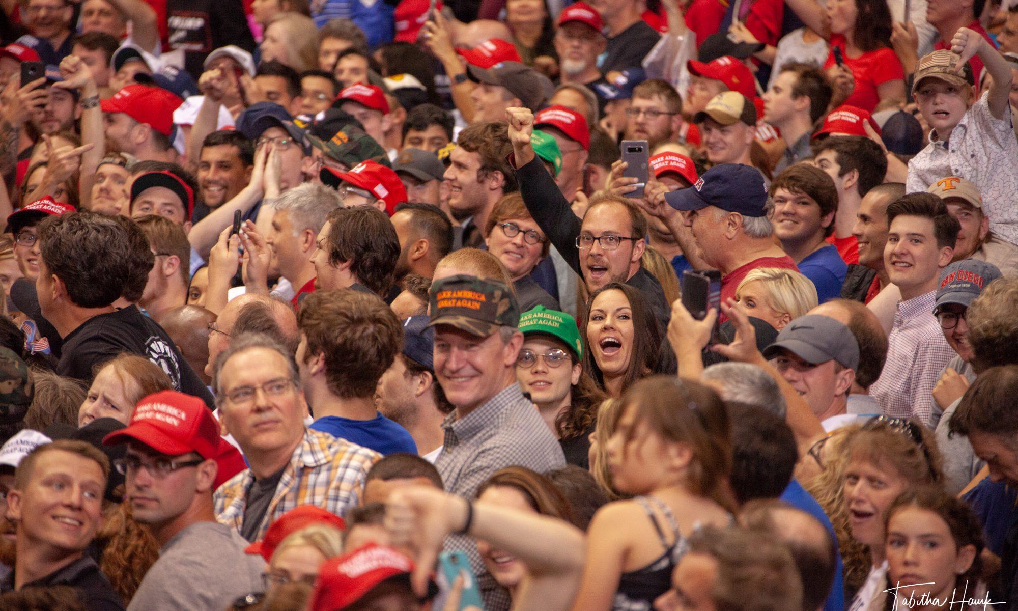 Trump Nashville Rally_ Tabitha Hawk