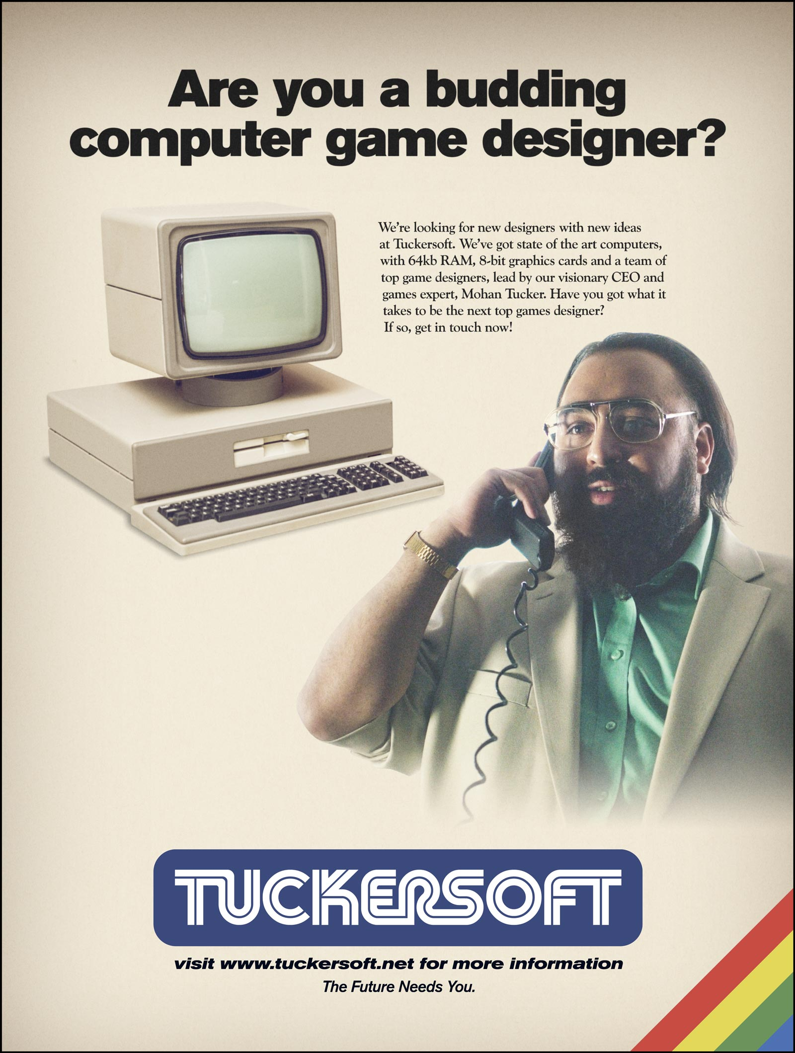 Tuckersoft Job Poster