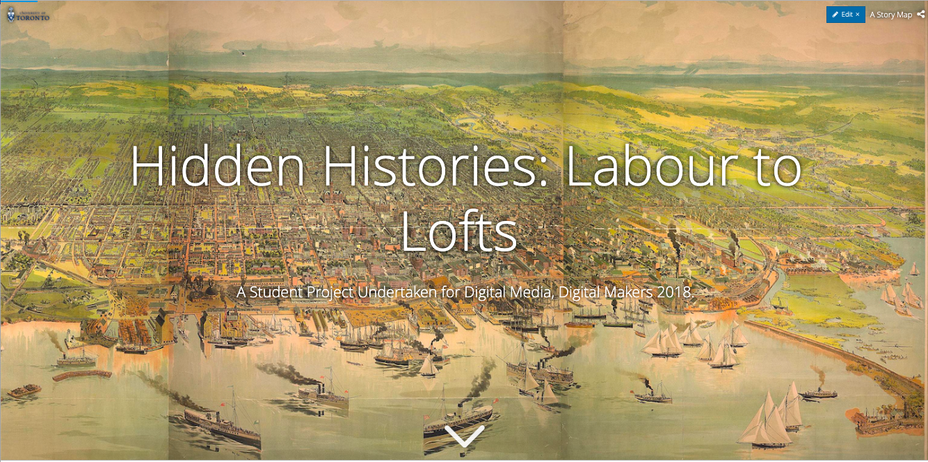 Hidden Histories: Labour to Lofts 2018
